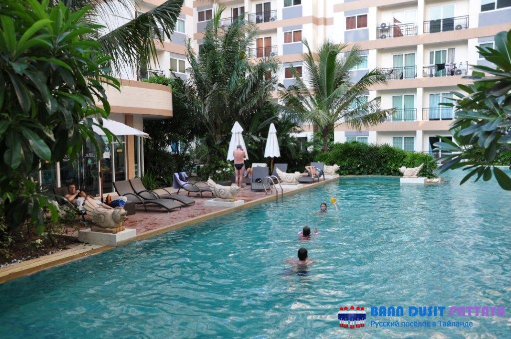 Вашему вниманию предлагается квартира в современном проекте Park Lane Resort